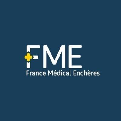 France-Based Live Medical Equipment Auction Card Image