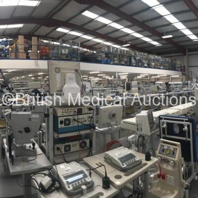 July 2021 Two Day Live Medical Equipment Auction Card Image