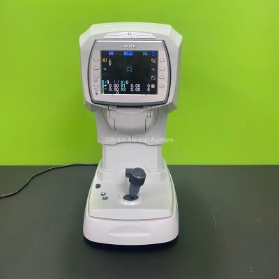 October 2021 Ophthalmic Equipment Card Image