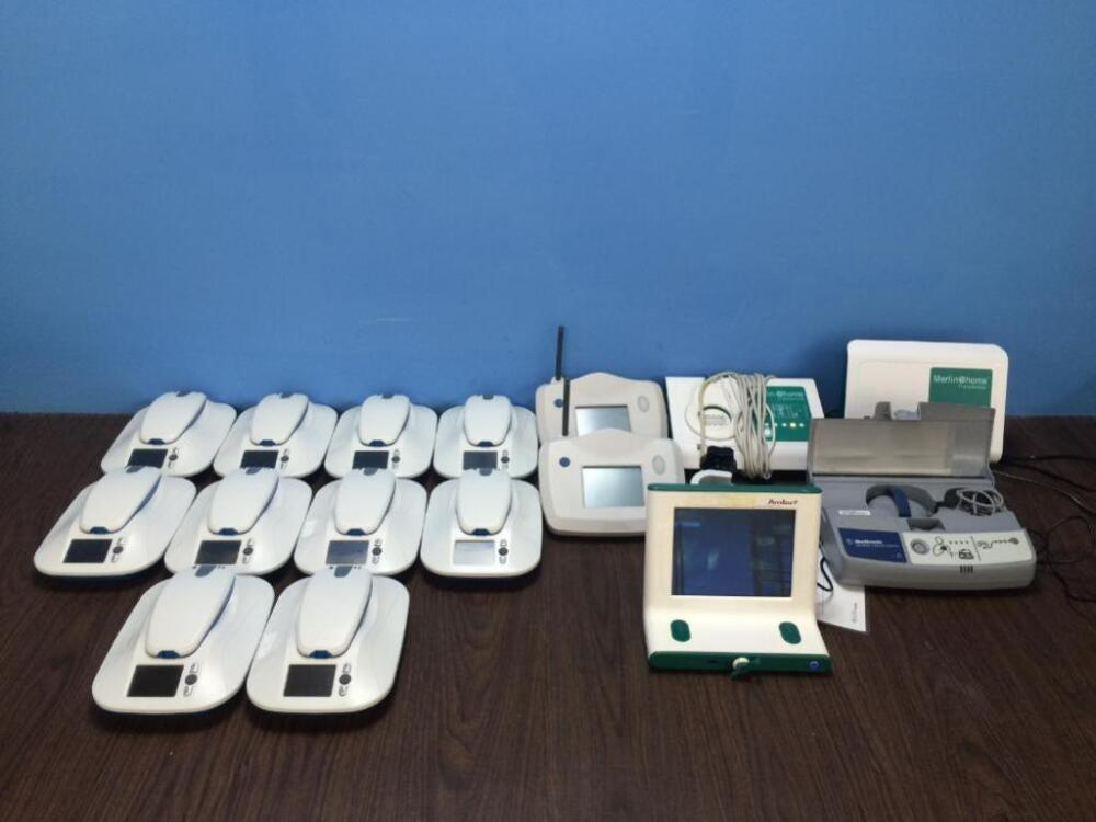 Mixed Lot Including 10 x Medtronic My Care Link Patient