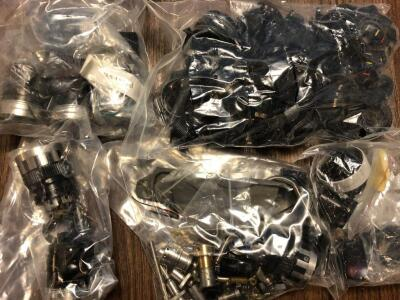 Job Lot of Various Endoscopy Spare Parts - 2