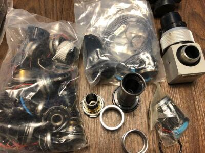 Job Lot of Various Endoscopy Spare Parts - 3
