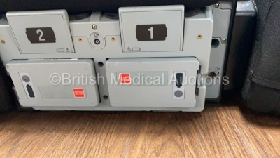Medtronic Physio-Control Lifepak 15 12-Lead Monitor / Defibrillator *Mfd - 2010* Ref - 99577-000025 P/N - V15-2-000030 Software Version - 3207410-007 - 5