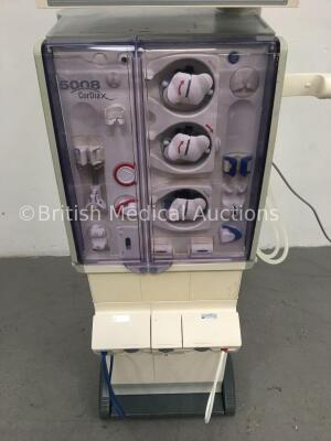 Fresenius Medical Care 5008 CorDiax Dialysis Machine Software Version 4.50 / Operating Hours 33084 with Hoses (Powers Up) * Mfd 2010 * - 3