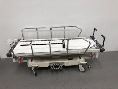Huntleigh Lifeguard Hydraulic Patient Trolley (Hydraulics Tested Working) - 2