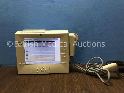 Terumo CDI 500 Blood Parameter Monitoring System Software Version 1.69 with 2 x Probes (Powers Up) *2180*