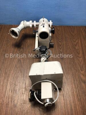 Carl Zeiss OPMI MDI T* Microscope Section