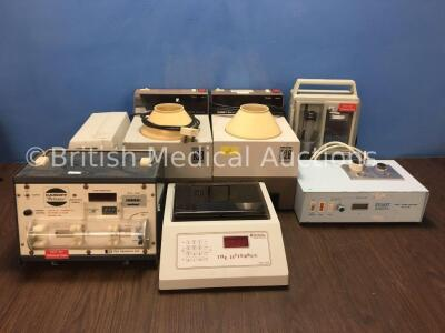 Mixed Lot Including Pye Dynamics Cardiff Palliator (No Power), Thermo Scientific Slidemate (Unable to Power Test Due to No Power Supply), 2 x Kirby Le