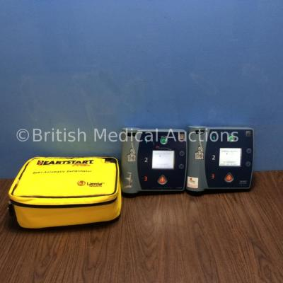 November 2018 Timed Defibrillator Auction