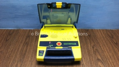 Cardiac Science Powerheart AED G3 Automated External Defibrillator *Mfd 03/2011* (Powers Up with Stock Battery - Not Included) *4356419*