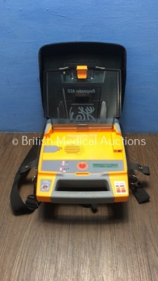 Cardiac Science Responder AED Automated External Defibrillator with Carry Case (Powers Up with Stock Battery-Battery Not Included)