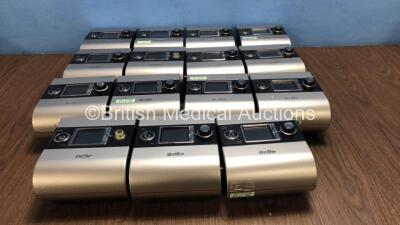 15 x ResMed Elite EPR S9 CPAPs with 7 x Power Supplies (All Power Up, 2 x Missing Dials) *20563 / 20937 / 18255 / 18256 / 18583 / 18215 / 20913 / 20485 / 19169 / 18992 / 18239 / 18111 / 19325 / 20713 / 21027*