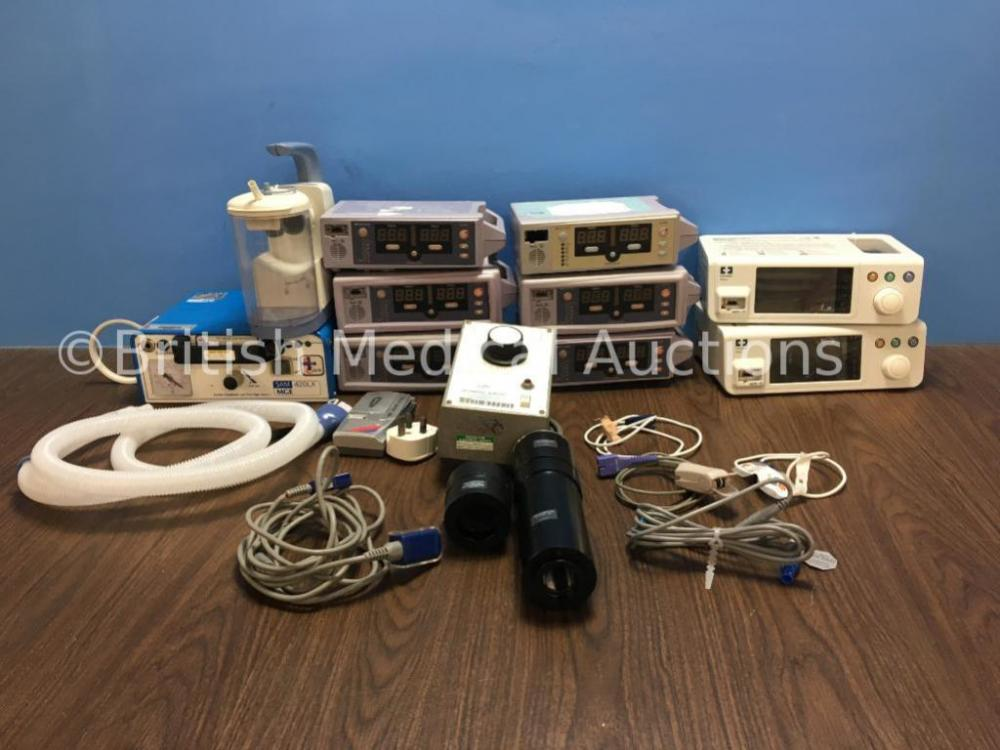 Mixed Lot Including 2 x Covidien Nellcor PM100N Pulse