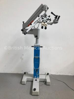 Zeiss OPMI MDU Surgical Microscope on Zeiss Universal S3